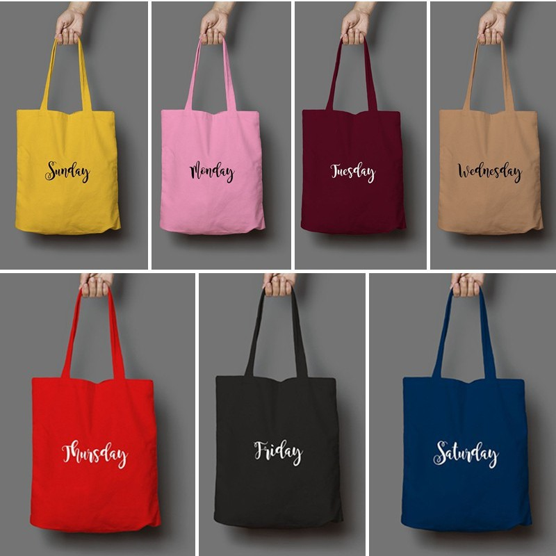 Dirty Canvas Tote Bag? Here are 5 care tips