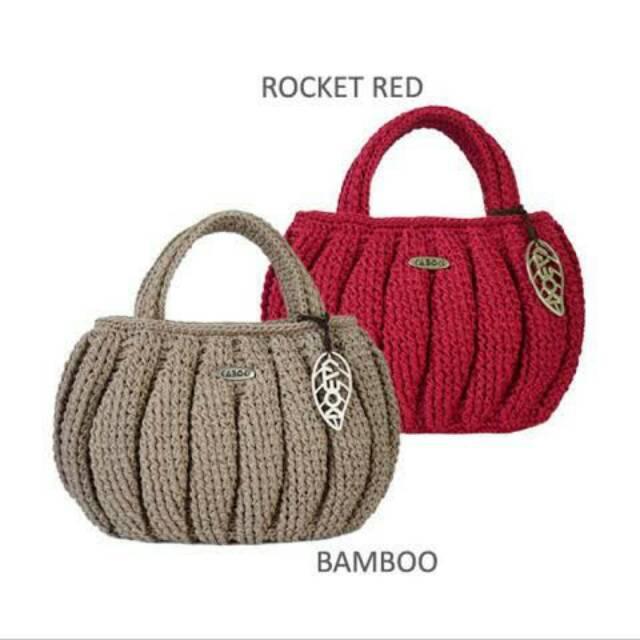 Nurikate Knit Bag
